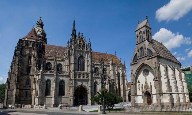Košice mit Vollgas