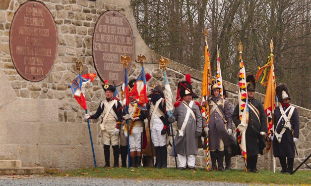 Dreikaiserschlacht am Austerlitz